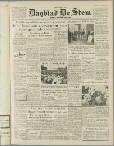 de Stem 1953-11-23