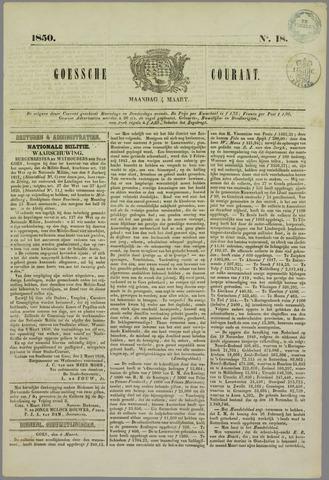 Goessche Courant 1850-03-04