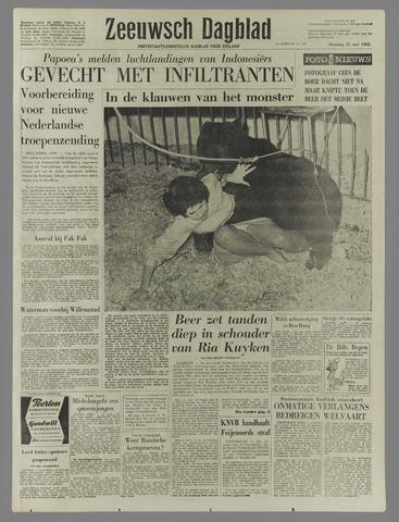 Zeeuwsch Dagblad 1962-05-21