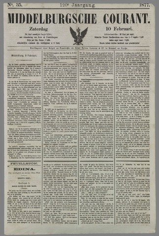 Middelburgsche Courant 1877-02-10