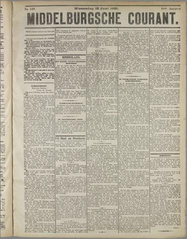 Middelburgsche Courant 1921-06-15