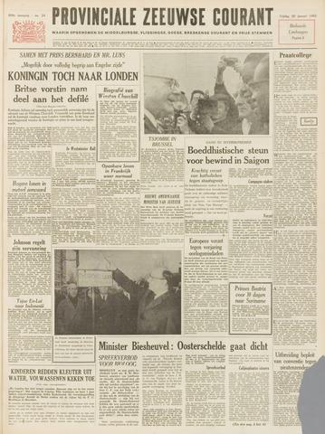 Provinciale Zeeuwse Courant 1965-01-29