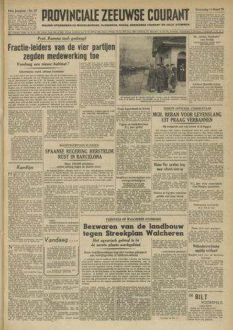 Provinciale Zeeuwse Courant 1951-03-14