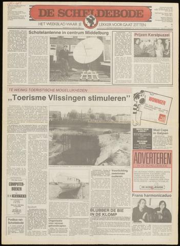 Scheldebode 1986-01-16