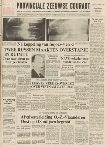 Provinciale Zeeuwse Courant 1969-01-17