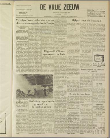 de Vrije Zeeuw 1962-12-19