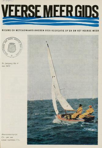 Zeeland Magazine / Veerse Meer Gids 1970-05-01