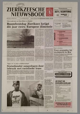 Zierikzeesche Nieuwsbode 1995-02-03