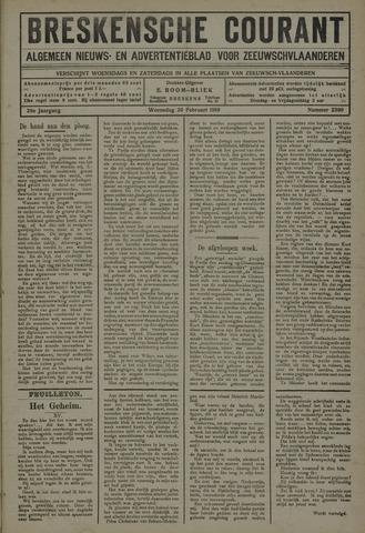 Breskensche Courant 1919-02-26