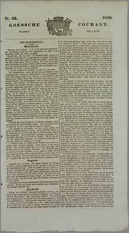 Goessche Courant 1839-07-01