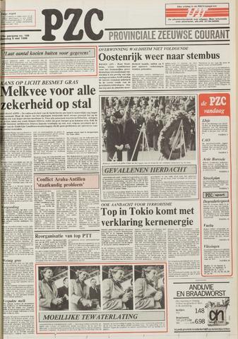Provinciale Zeeuwse Courant 1986-05-05