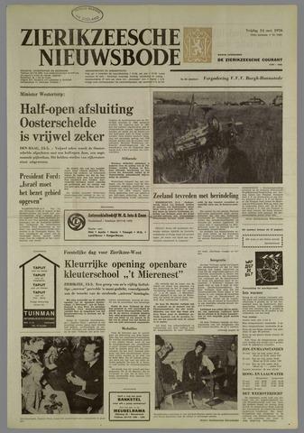 Zierikzeesche Nieuwsbode 1976-05-14