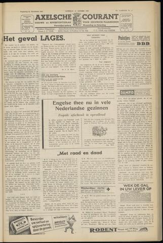 Axelsche Courant 1952-10-11