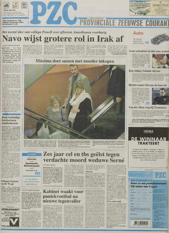 Provinciale Zeeuwse Courant 2003-12-05