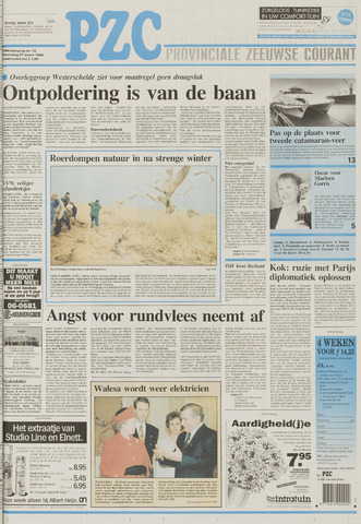 Provinciale Zeeuwse Courant 1996-03-27