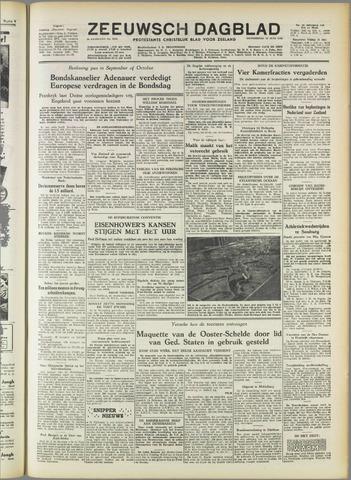 Zeeuwsch Dagblad 1952-07-10