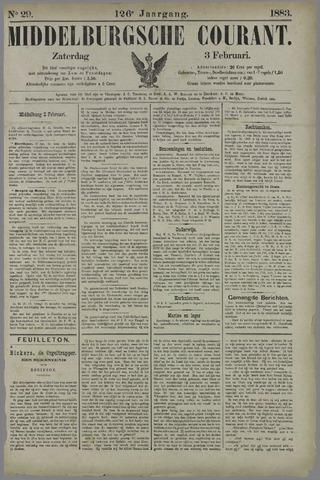 Middelburgsche Courant 1883-02-03