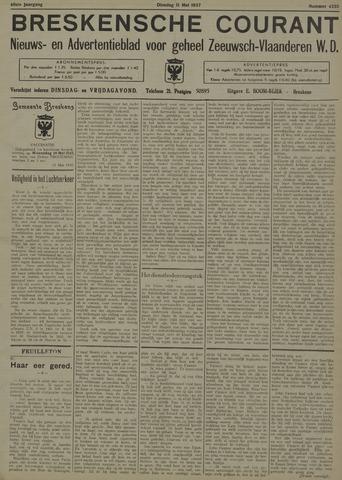 Breskensche Courant 1937-05-11