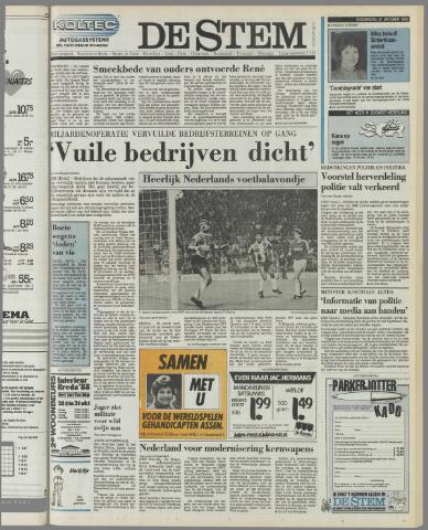 de Stem 1988-10-27