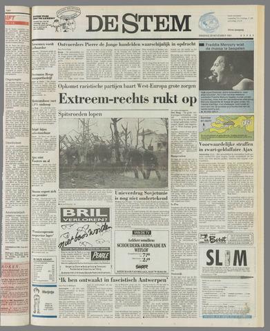 de Stem 1991-11-26