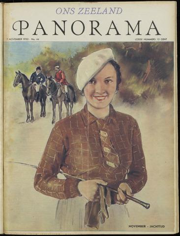 Ons Zeeland / Zeeuwsche editie 1935-11-07
