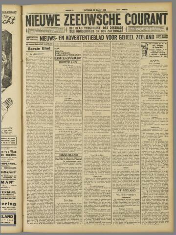 Nieuwe Zeeuwsche Courant 1929-03-23