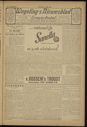 Zeeuwsch Nieuwsblad/Wegeling's Nieuwsblad 1931-05-22