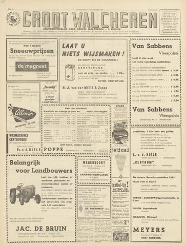 Groot Walcheren 1963-02-07