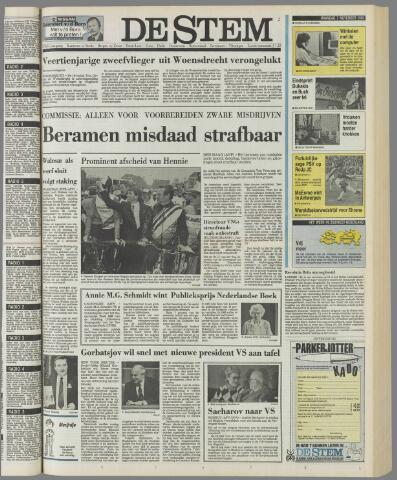 de Stem 1988-11-07