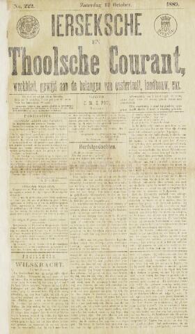 Ierseksche en Thoolsche Courant 1889-10-12