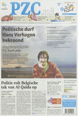 Provinciale Zeeuwse Courant 2008-12-12