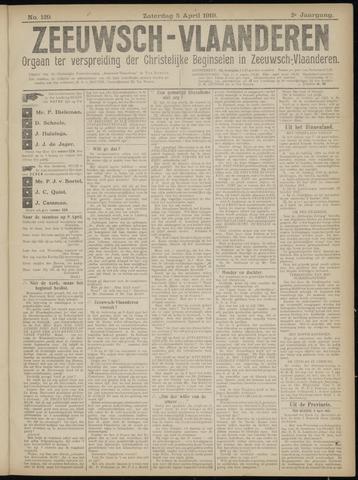 Luctor et Emergo. Antirevolutionair nieuws- en advertentieblad voor Zeeland / Zeeuwsch-Vlaanderen. Orgaan ter verspreiding van de christelijke beginselen in Zeeuwsch-Vlaanderen 1919-04-05