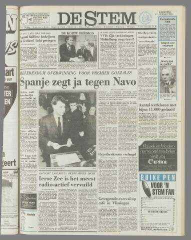 de Stem 1986-03-13