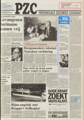 Provinciale Zeeuwse Courant 1987-08-15