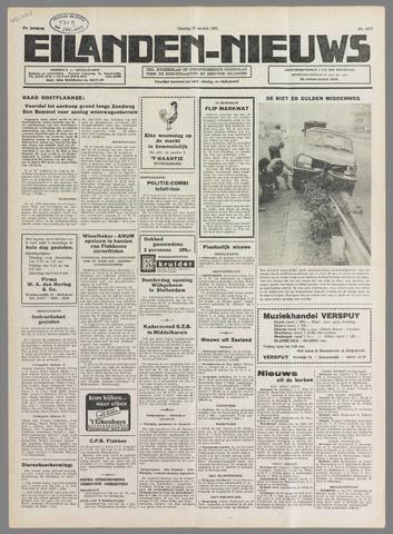 Eilanden-nieuws. Christelijk streekblad op gereformeerde grondslag 1978-10-10