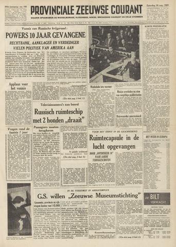 Provinciale Zeeuwse Courant 1960-08-20