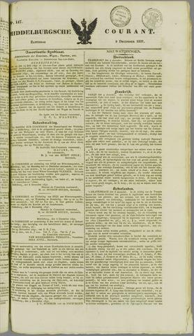 Middelburgsche Courant 1837-12-09