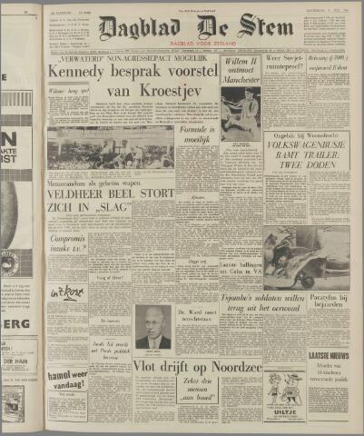 de Stem 1963-07-04