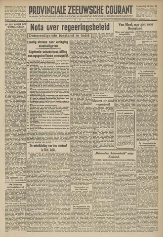 Provinciale Zeeuwse Courant 1945-12-13