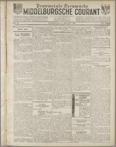Middelburgsche Courant 1930-03-06