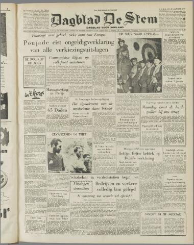 de Stem 1956-01-13