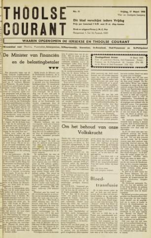 Ierseksche en Thoolsche Courant 1950-03-17