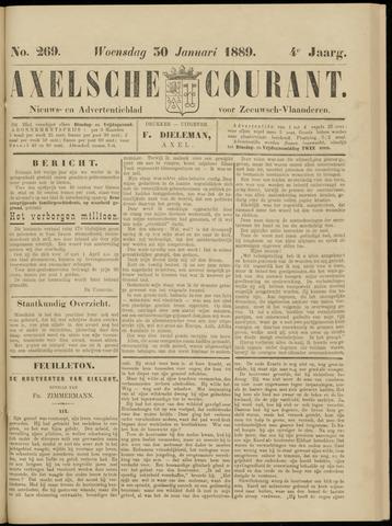 Axelsche Courant 1889-01-30