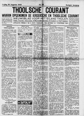 Ierseksche en Thoolsche Courant 1942-08-21