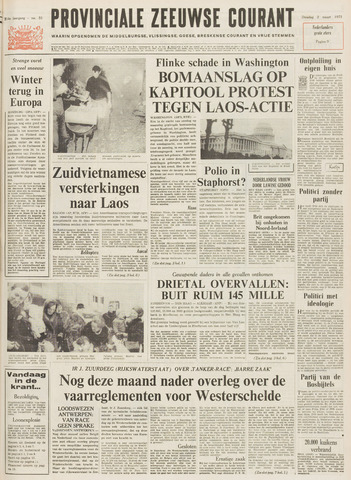 Provinciale Zeeuwse Courant 1971-03-02
