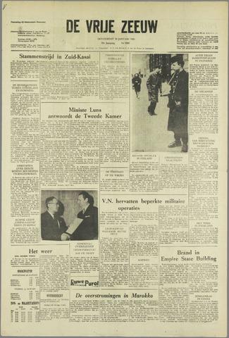 de Vrije Zeeuw 1963-01-10