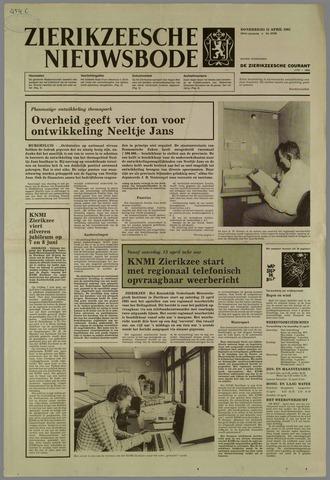 Zierikzeesche Nieuwsbode 1985-04-11