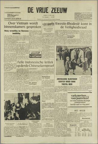 de Vrije Zeeuw 1966-05-13
