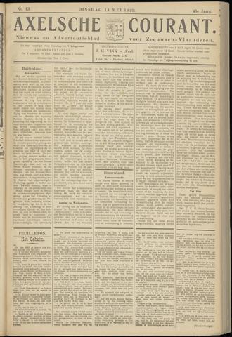 Axelsche Courant 1929-05-14