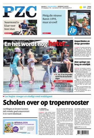 Provinciale Zeeuwse Courant 2015-07-01